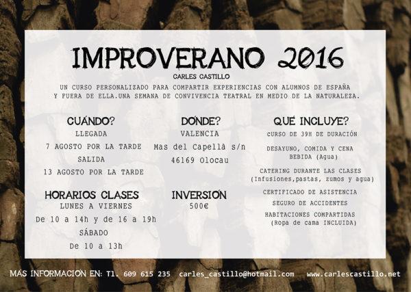 Improverano 2016